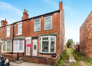 Thumbnail 3 bed end terrace house for sale in Highwoods Road, Mexborough