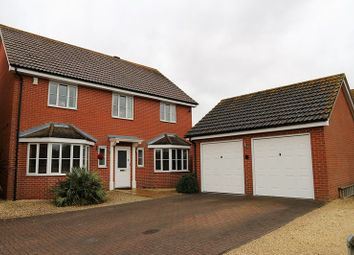Thumbnail 4 bed detached house for sale in Artillery Drive, Dovercourt, Harwich