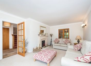 Thumbnail 5 bed detached house for sale in Stonehill Drive, Great Glen, Leicester