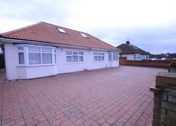 Thumbnail 4 bedroom bungalow to rent in Roman Road, Essex