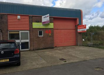 Thumbnail Warehouse to let in 45 Azura Close, Wimborne