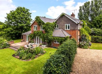 Thumbnail 4 bed semi-detached house for sale in Cowdown Cottages, Duke Street, Micheldever, Winchester