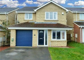 Thumbnail 4 bed detached house for sale in De Merley Gardens, Widdrington, Morpeth, Northumberland