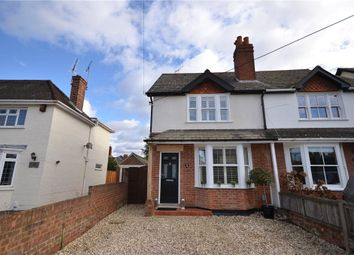 Thumbnail 3 bed semi-detached house for sale in Mill Lane, Yateley, Hampshire