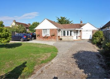 Thumbnail 2 bed detached bungalow for sale in Pagham Road, Nyetimber, Bognor Regis