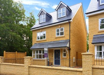 Thumbnail 3 bed detached house for sale in Neston Gardens, Westwells Road, Neston, Corsham