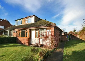 Thumbnail 3 bed semi-detached bungalow for sale in Albany Road, Lymm