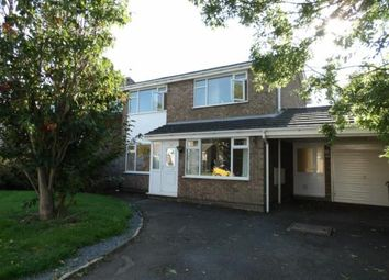 Thumbnail 4 bed detached house for sale in Clarke Close, Whitwick, Coalville