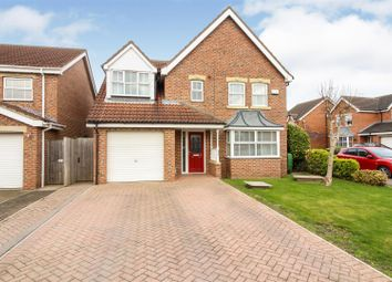 Thumbnail 4 bed detached house for sale in Old Chapel Close, Long Riston, Hull