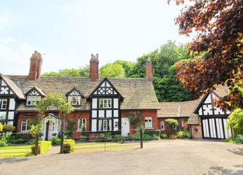 Thumbnail 4 bed cottage for sale in Beesley Green, Roe Green, Worsley Manchester