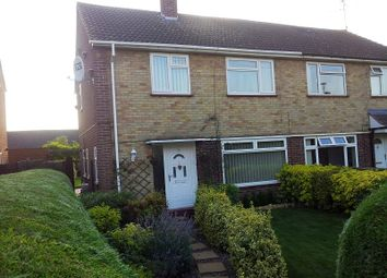 Thumbnail 3 bed semi-detached house for sale in Gorse Green, Peterborough, Cambridgeshire.