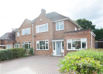 3 bed semi-detached house for sale in St. Martins Road, Sutton Coldfield B75