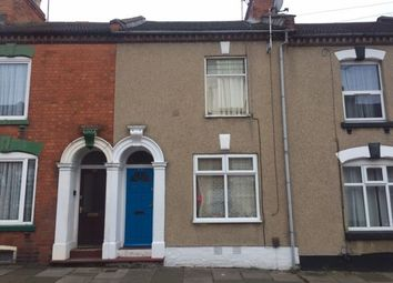 Thumbnail 3 bedroom terraced house for sale in Queens Road, Northampton