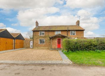 Thumbnail 4 bed detached house for sale in Church Lane, Yielden, Bedford, Bedfordshire