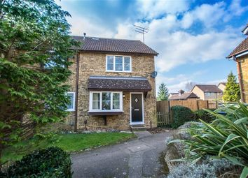 Thumbnail 4 bed semi-detached house for sale in Halleys Ridge, Hertford
