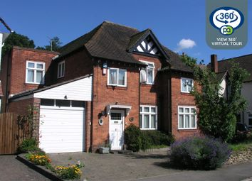 Thumbnail 5 bed detached house to rent in Woodland Avenue, Earlsdon, Coventry
