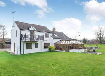 Thumbnail 5 bed detached house for sale in South Chard, Chard, Somerset