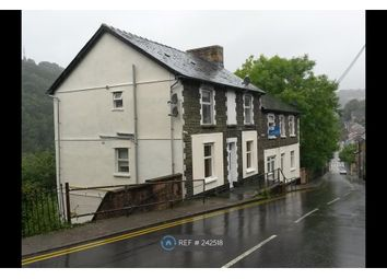 Thumbnail 2 bed flat to rent in High Street, Llanhilleth