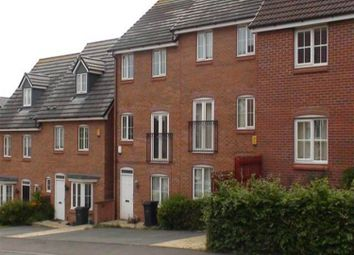 Thumbnail 4 bedroom mews house to rent in Tansy Way, Newcastle Under Lyme, Staffordshire