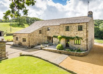 Thumbnail 6 bed detached house for sale in Brockabank House, Keasden, Clapham, Lancaster