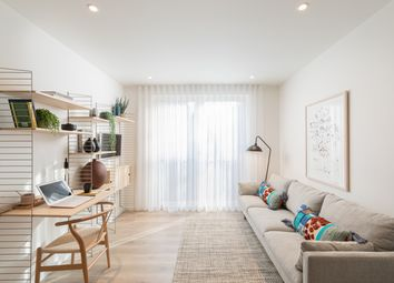 Thumbnail 1 bedroom flat for sale in Whiting Avenue, Barking