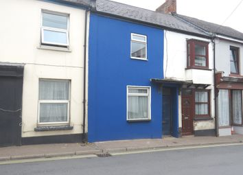 Thumbnail 3 bed terraced house for sale in Exeter Hill, Cullompton