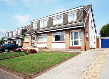 Thumbnail 3 bed semi-detached house for sale in Gardenhall, East Kilbride
