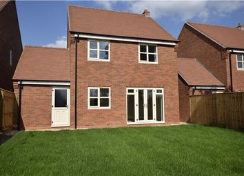 Thumbnail 3 bed detached house for sale in Open Event At Pennycress Fields, Banady Lane, Stoke Orchard, Cheltenham, Glos