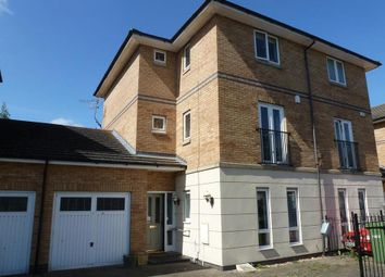 Thumbnail 4 bedroom property to rent in Stanton Square, Hampton Hargate, Peterborough