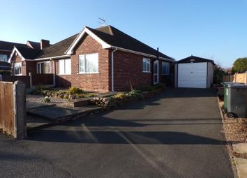 Thumbnail 2 bed bungalow for sale in Kenrick Road, Mapperley, Nottingham, Nottinghamshire