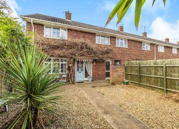 Thumbnail 3 bedroom end terrace house for sale in Northfields, Norwich
