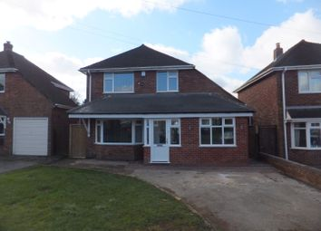 Thumbnail 4 bed detached house for sale in Birch Croft Road, Sutton Coldfield