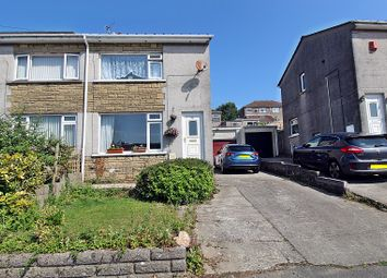 Thumbnail 3 bed semi-detached house for sale in Hillcrest, Brynna, Pontyclun, Rhondda, Cynon, Taff.