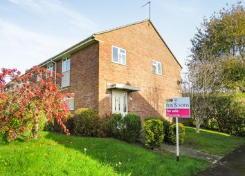 Thumbnail 3 bedroom end terrace house for sale in Cavalier Way, Yeovil