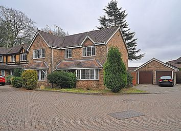Thumbnail 4 bed detached house for sale in Grenville Way, Stevenage