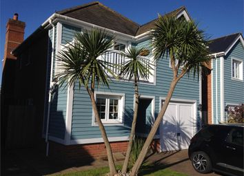 Thumbnail 4 bed detached house for sale in Reed Close, Leybourne, Kent.