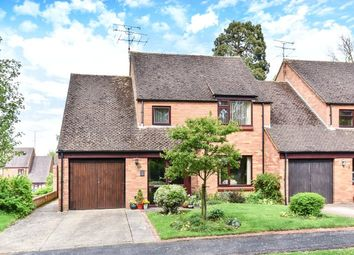Thumbnail 4 bedroom link-detached house for sale in Caswall Ride, Yateley, Hampshire