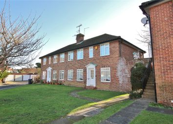 Thumbnail 2 bed flat for sale in Gaisford Close, Tarring, Worthing, West Sussex