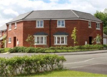 Thumbnail 3 bed semi-detached house for sale in Stanton Road, Sapcote, Leicester