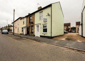 Thumbnail 2 bedroom end terrace house for sale in Pratt Street, Soham, Ely