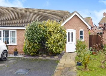 Thumbnail 2 bedroom semi-detached bungalow for sale in Franklin Way, Watlington, King's Lynn