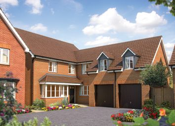 "Thumbnail 5 bed detached house for sale in ""The Chester"" at Stonebow Road, Drakes Broughton, Pershore"