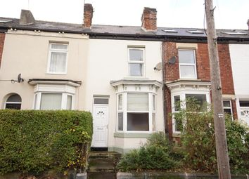 Thumbnail 3 bed terraced house for sale in Empire Road, Nether Edge, Sheffield
