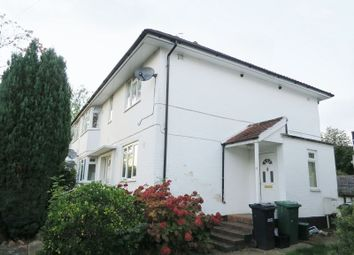 Thumbnail 2 bed flat to rent in Hornbeam Road, Reigate