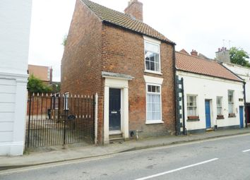 Thumbnail 2 bed end terrace house to rent in Chequergate, Louth