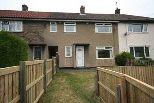Thumbnail 3 bed terraced house to rent in Hollin Gate, Otley