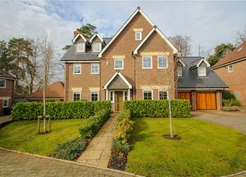 Thumbnail 6 bedroom detached house for sale in Kensington Drive, Camberley, Surrey