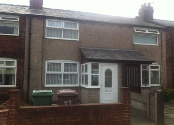 Thumbnail 2 bed town house to rent in Irwin Road, St. Helens