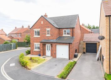 Thumbnail 4 bed detached house for sale in Dairy Way, Norton, Malton