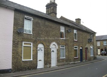Thumbnail 2 bed terraced house to rent in Great Northern Street, Huntingdon